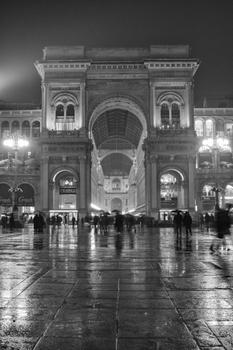 A Night in Milan