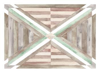 Watercolor Woodwork
