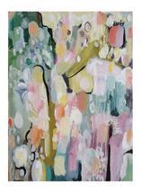 Bubbly Pastels by Lisa Fay Vongerichten