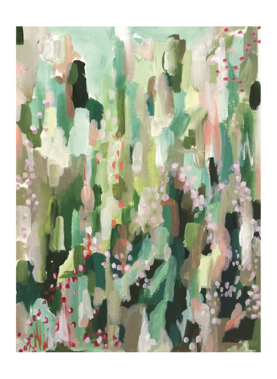 art prints - Springtime by Lisa Fay Vongerichten