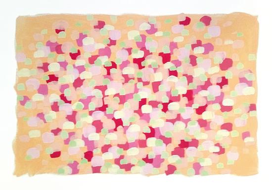 art prints - Summer Strokes by Kayvee Creative