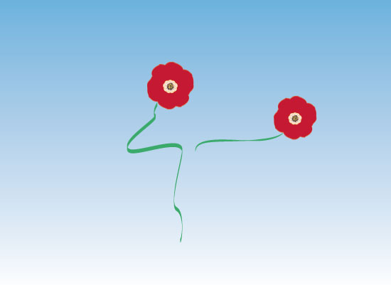 art prints - Posing Poppies by Taryn Himmelright