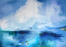 Billowing Cloud by Hannah Lowe Corman