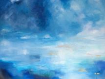 On The Horizon by Hannah Lowe Corman