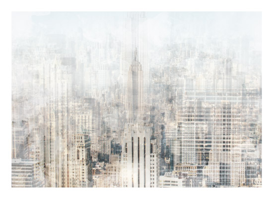 art prints - Big Apple Blur by Pockets of Film