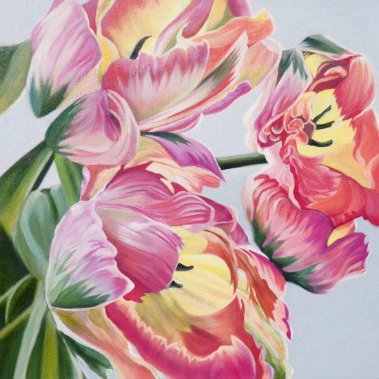 art prints - Tulip Joy by Laura Dick