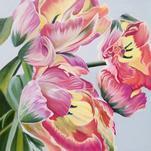 Tulip Joy by Laura Dick