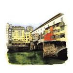 Ponte Vecchio by Terri Crockett