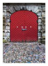 the gates of Helsingør by Leslie Borchert