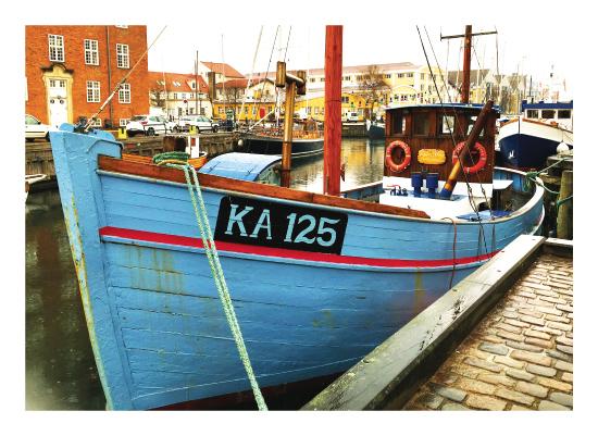 art prints - København 125 by Leslie Borchert
