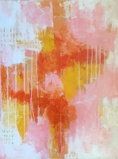 art prints - Orange Crush by Pippin Schupbach