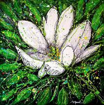 Magnolia Bloom by D. Paul DeRouen