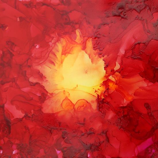 art prints - Third Chakra by Erin Colson