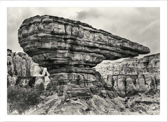 art prints - Rock formation by Pete Mayo