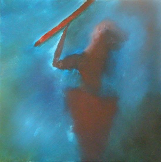 art prints - Zeus, The Goddess by Tui Sada