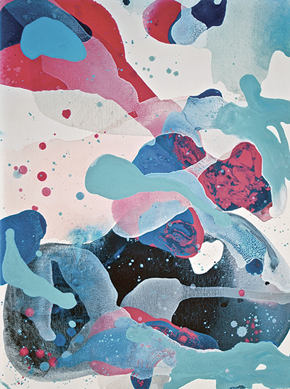 art prints - Past Life by Katrina Berlin Benco