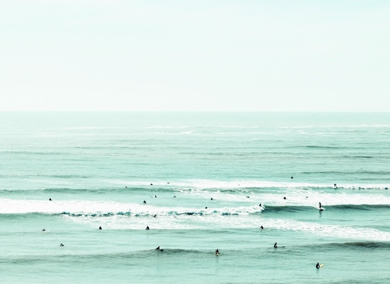 art prints - And The Color Of My Eyes Has Gone Back Into The Sea by Summer Strauch