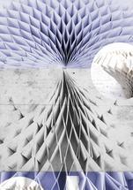 Folds:Maze by Zander Lensch