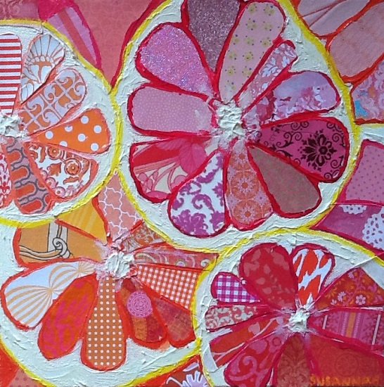 art prints - Citrus Collection by Susannah Raine-Haddad