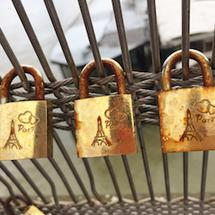 Pont des Arts by Little Ivy Paper Goods