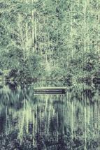 Blue Docks by Jessica Santos