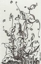 Enchanted Garden by ArtLab700