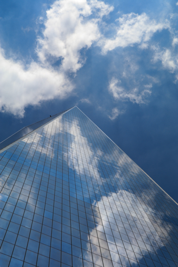 art prints - WTC by Teng Wang
