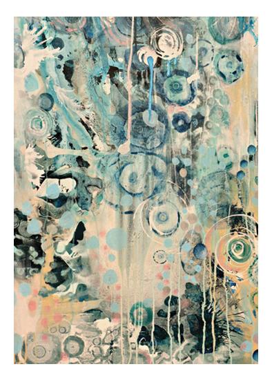 art prints - September Rain by Amy Leong