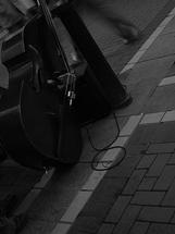 music in the city by Juliano Lamb