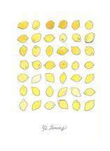 Forty-Two Lemons by Alexandra Betzler