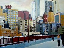 Downtown Minneapolis by Alexandra Betzler