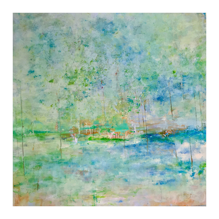 art prints - One Morning in May by Lisa Mann