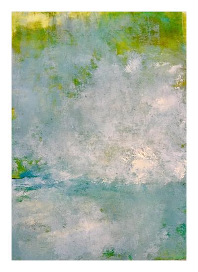art prints - Breathing in the Sea by Lisa Mann