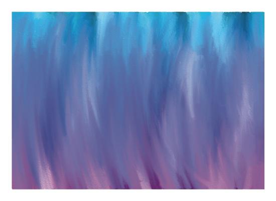 art prints - Sea of Color by Siena H