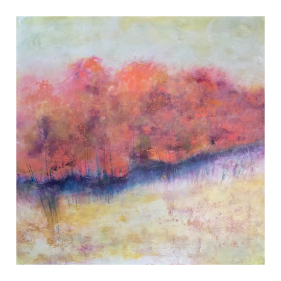 art prints - The Hillside I call Home by Lisa Mann
