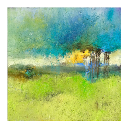 art prints - Where Sun and Clouds Mix by Lisa Mann