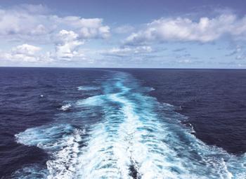 Cruising Waves