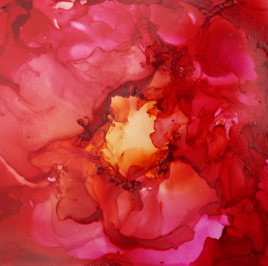 art prints - Lovely Camellia by Erin Colson
