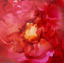 Lovely Camellia by Erin Colson