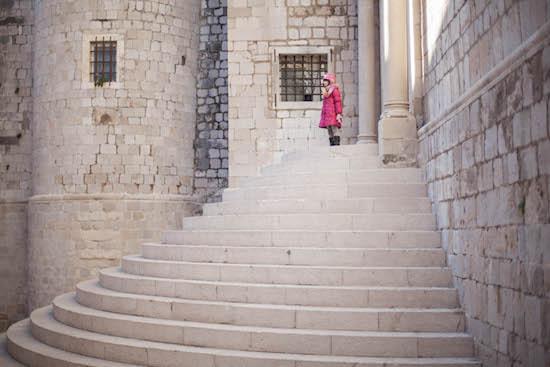 art prints - Pink Castle by Amelia Kanan
