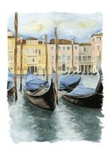 The Grand Canal by Terri Crockett