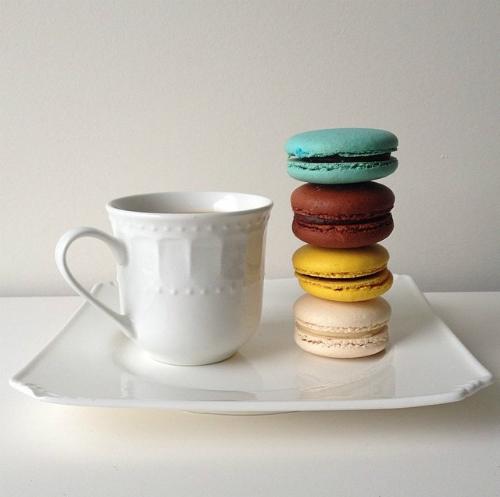art prints - A Balanced Breakfast by Kara Beth