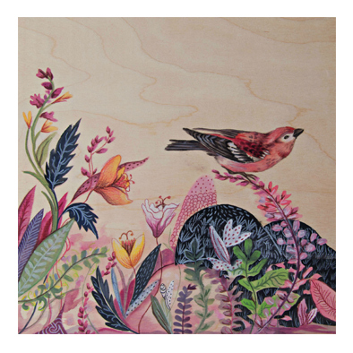 art prints - Morning Song by Amy Leong