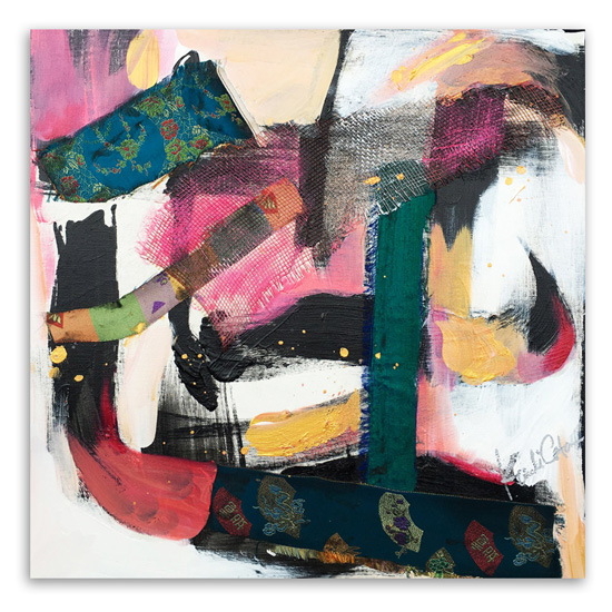 art prints - Asia Modern 1 by KANDI COTA