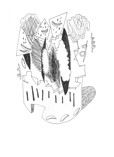 art prints - Castle Party by Jill Whatley