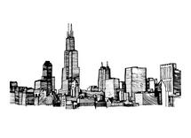 ChicagoLines by Courtney Hoover