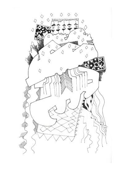 art prints - Rug Gone Wild by Jill Whatley