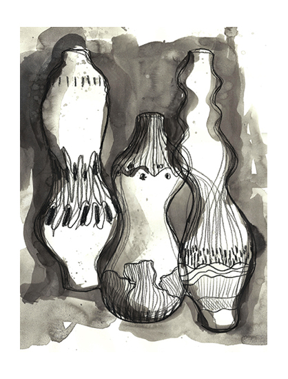 art prints - Vessels by Kelly Christina