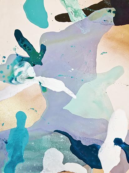 art prints - Be Present by Katrina Berlin Benco