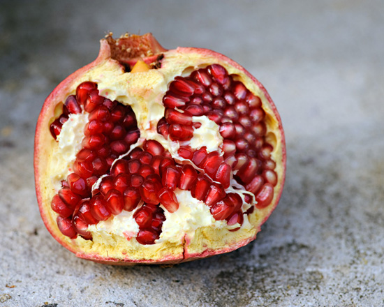 art prints - Pomegranate by Heather Fuller